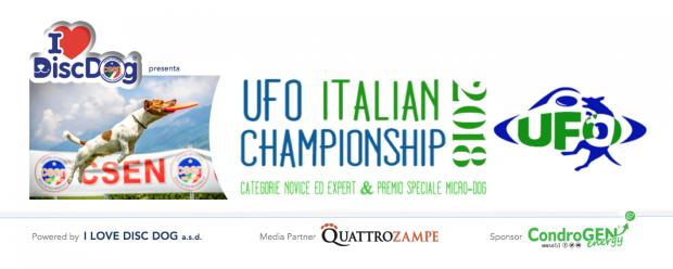 UFO Italian Championship 2018
